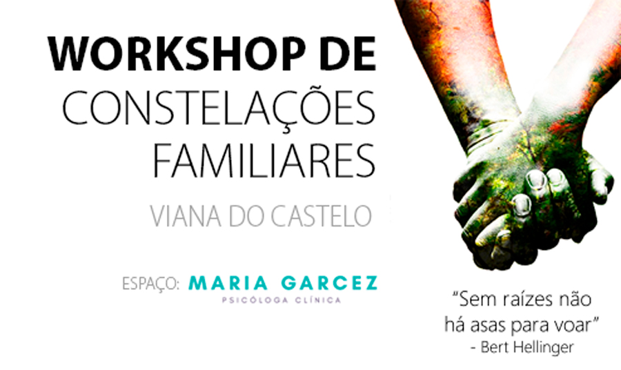 Workshop de Constelações Familiares