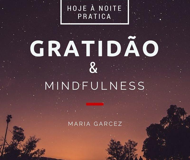 Prática de Gratidão e Mindfulness